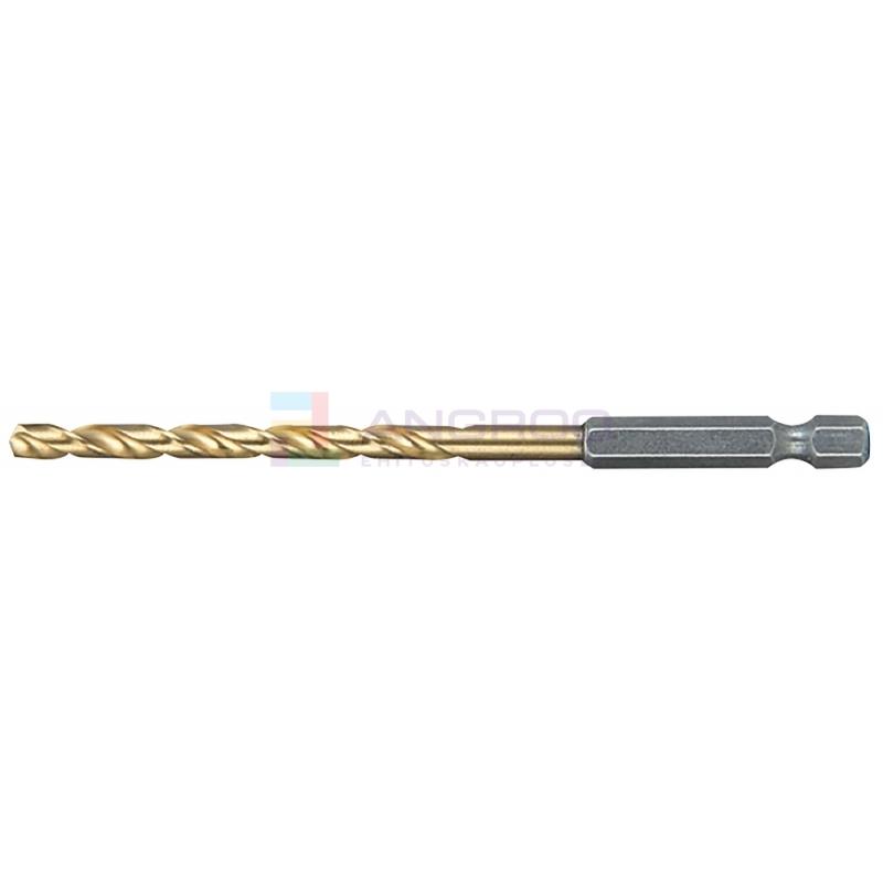 PUUR METALL 1/4  HSS-TIN ¤5,0 mm D-14962