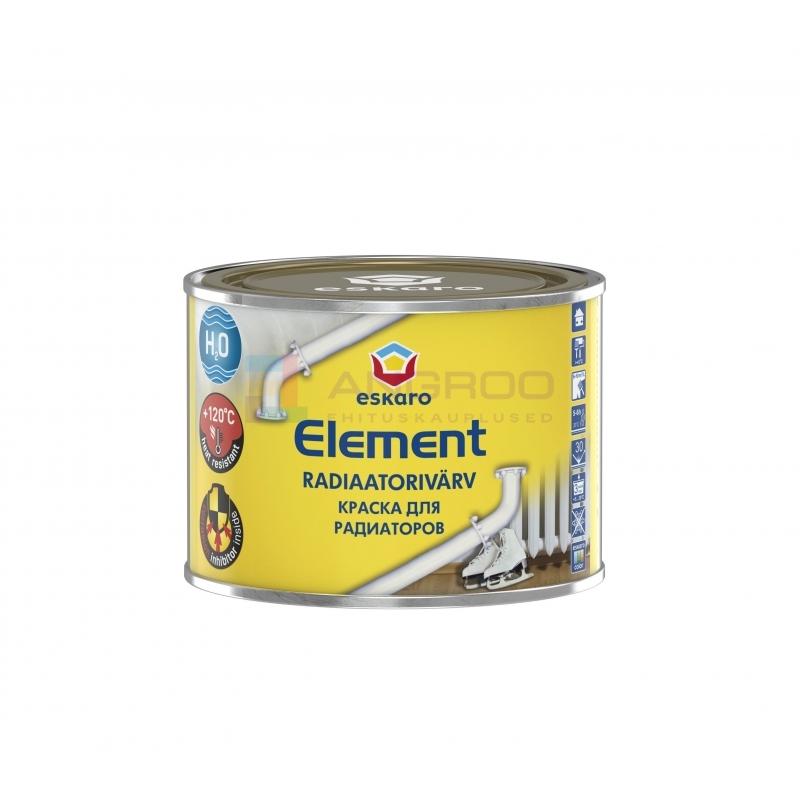 VÄRV ELEMENT 0,45L 15005