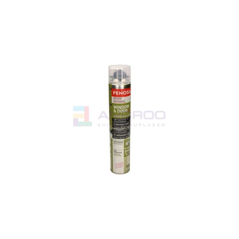 PENOSIL WINDOW&DOOR FOAM 750ML A4109