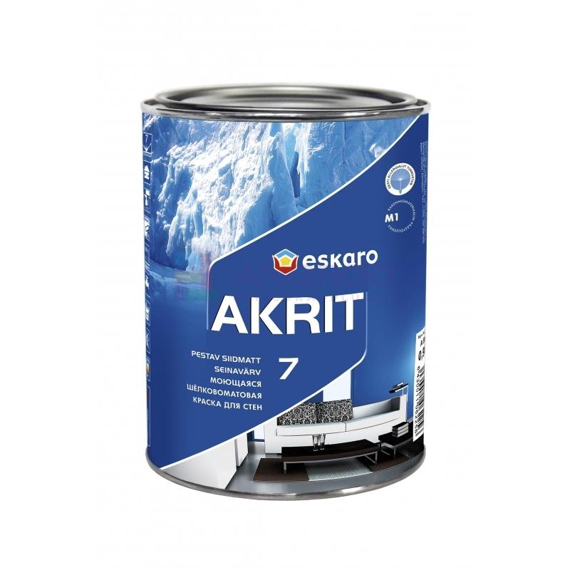 VÄRV AKRIT -7   0,95L 17009