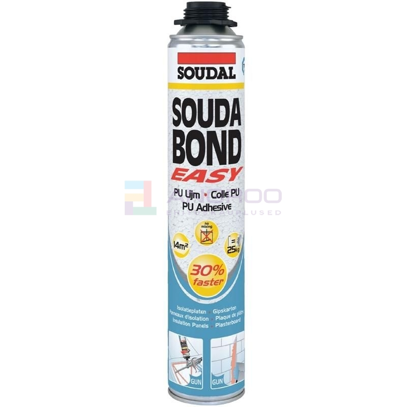 SOUDABOND EASY GUN 750ML -5/+35 127918