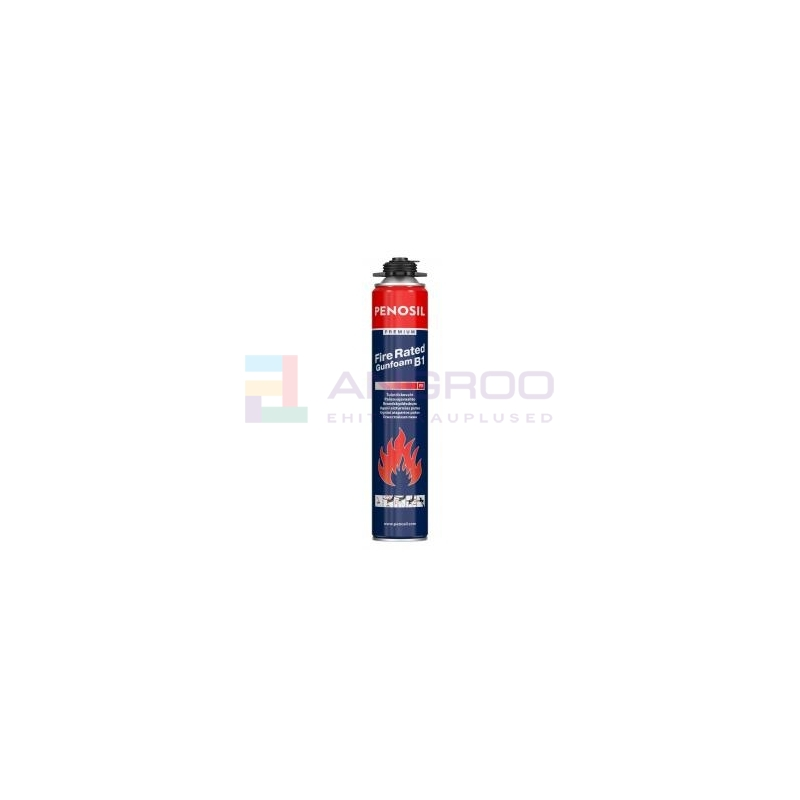 PENOSIL GUNFOAM FIRERATED 750ML A1138