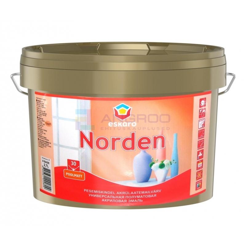 VÄRV NORDEN-30 2,7L 15027