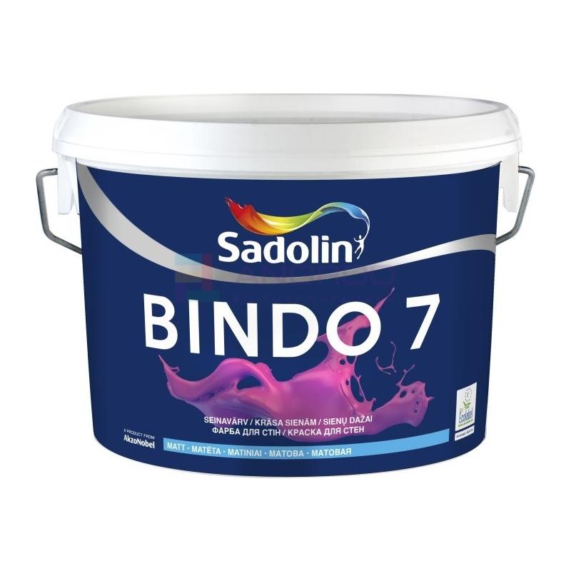 VÄRV BINDO  7    10L BW