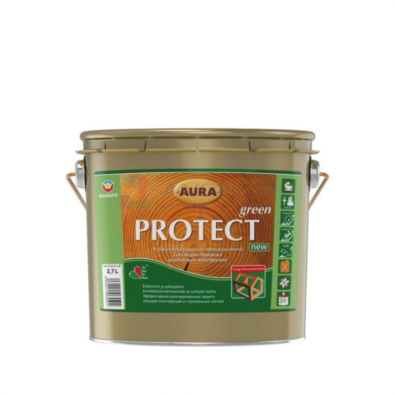 PROTECT GREEN  2,7L 58280