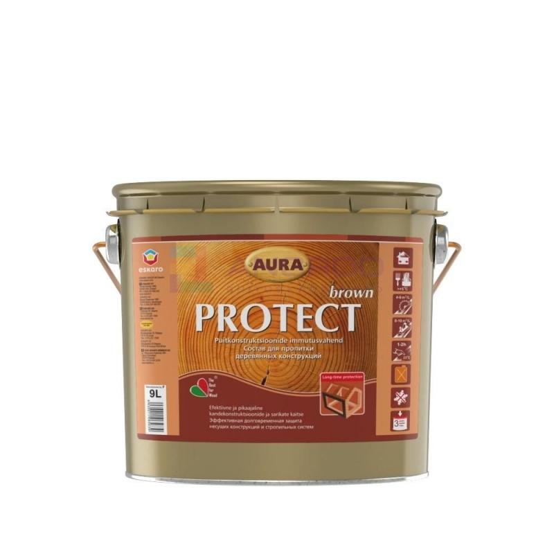 PROTECT BROWN 2,7L 58283