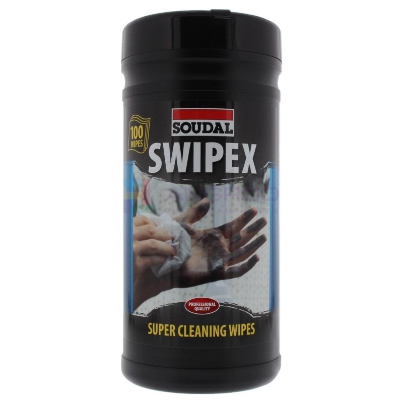 PUHASTUSLAPID SWIPEX 100TK 113551