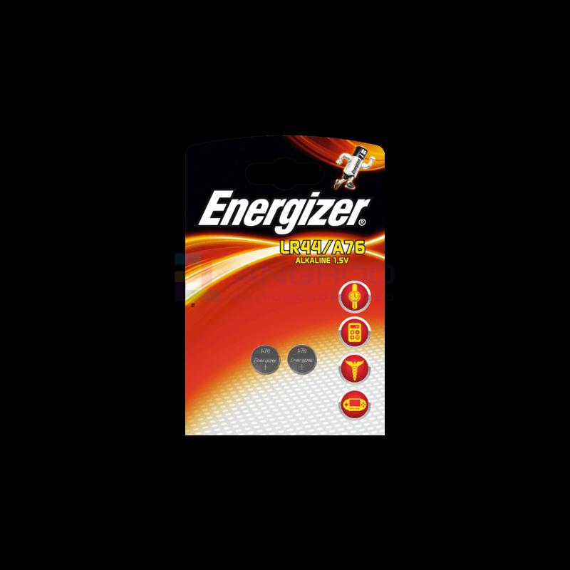 PATAREI ENERG. LR44/A76 1,5V 2TK 00002