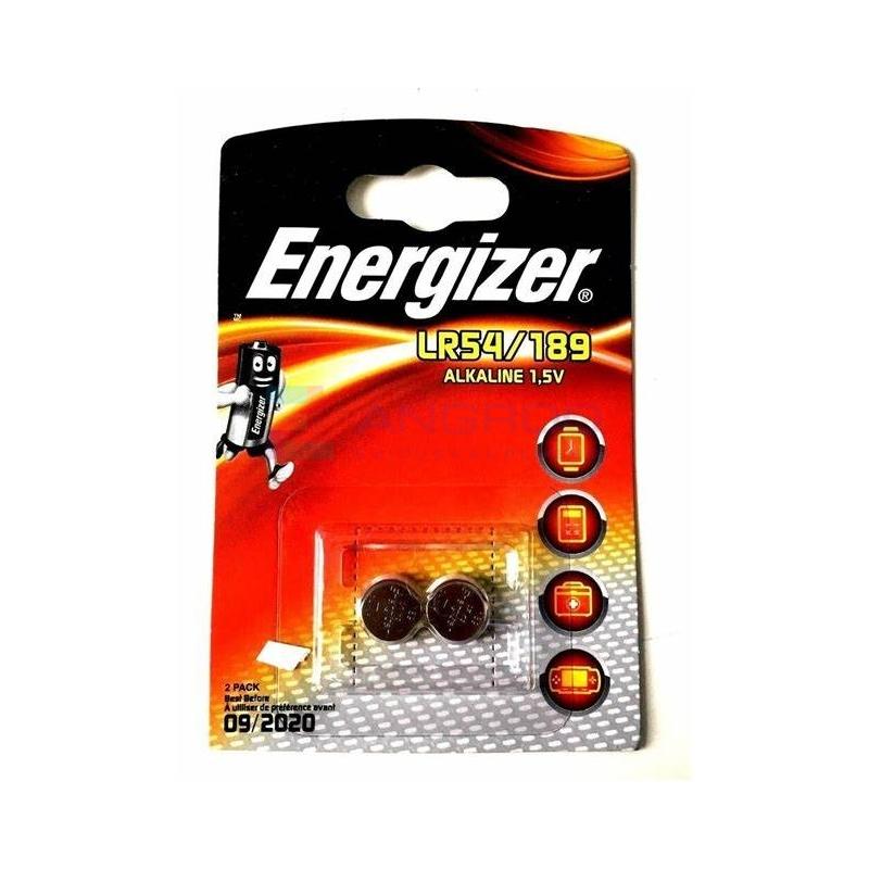 PATAREI ENERG. LR54/189 1,5V 2TK 00006