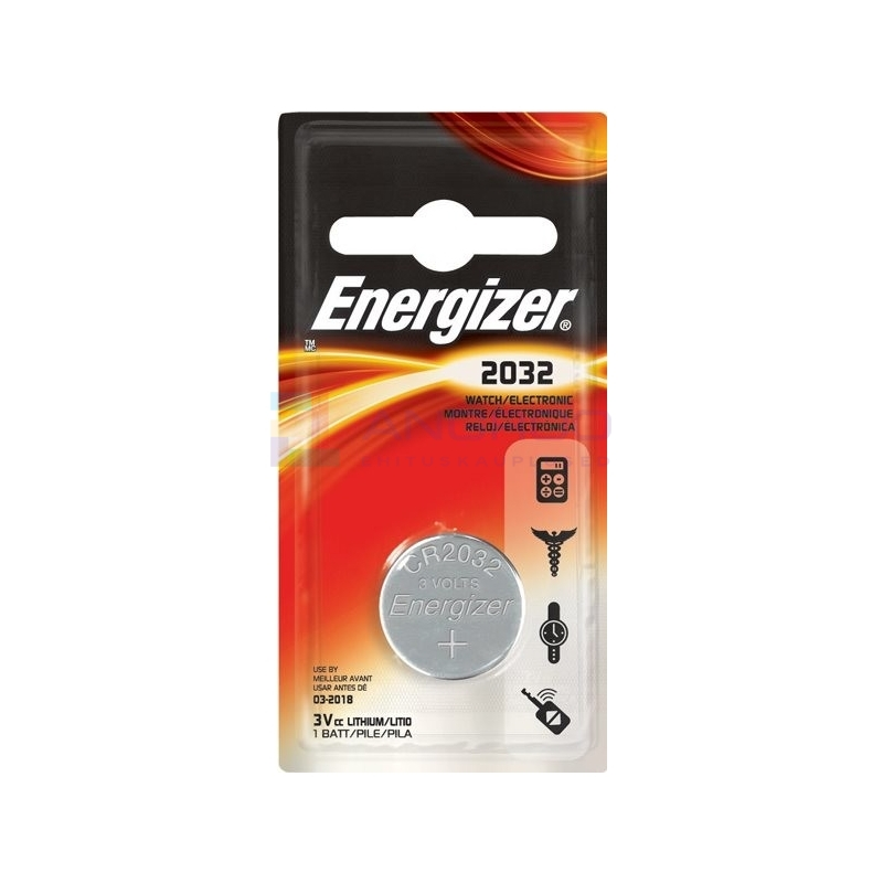 PATAREI ENERG.CR2032 LI 3,0V 00017