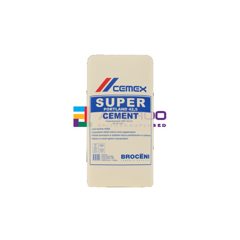 TSEMENT CEM II 42,5N 35KG  Cemex