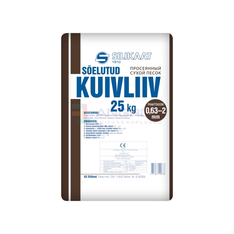LIIV 0,63-2,0 1000kg   619048