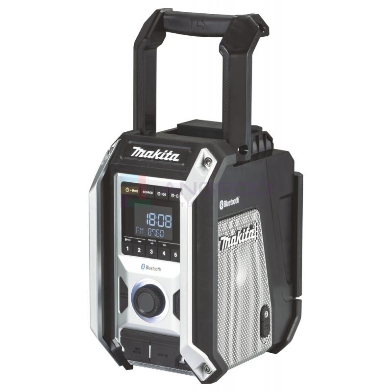 RAADIO DMR114B USB, Bluetooth, Sub-woof