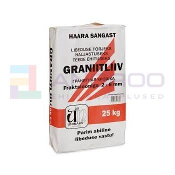 GRANIITLIIV 25kg 2-6mm (UNINAKS)