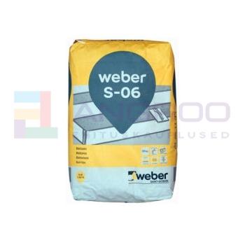 weber S- 06 Peenbetoon 25KG