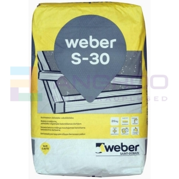 weber S- 30 Tavabetoon  25KG