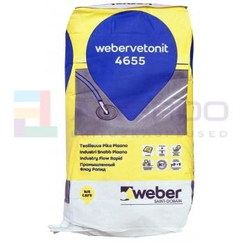 weber floor 4655 IndustryFlowRapid 20KG