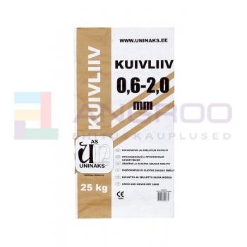 LIIV 0,6-2,0  25kg. (42) uninaks