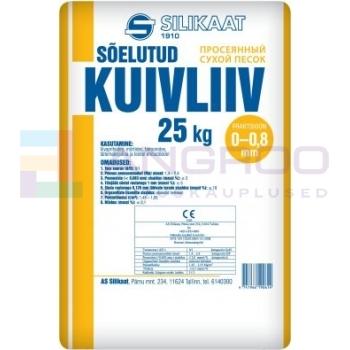 LIIV 0-0,8   25kg   (48)  619061