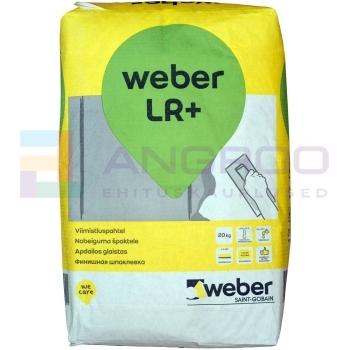 weber LR+ Viimistluspahtel  20KG