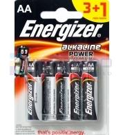 PATAREI ENERG. AA LR6 POWER 3+1 30011